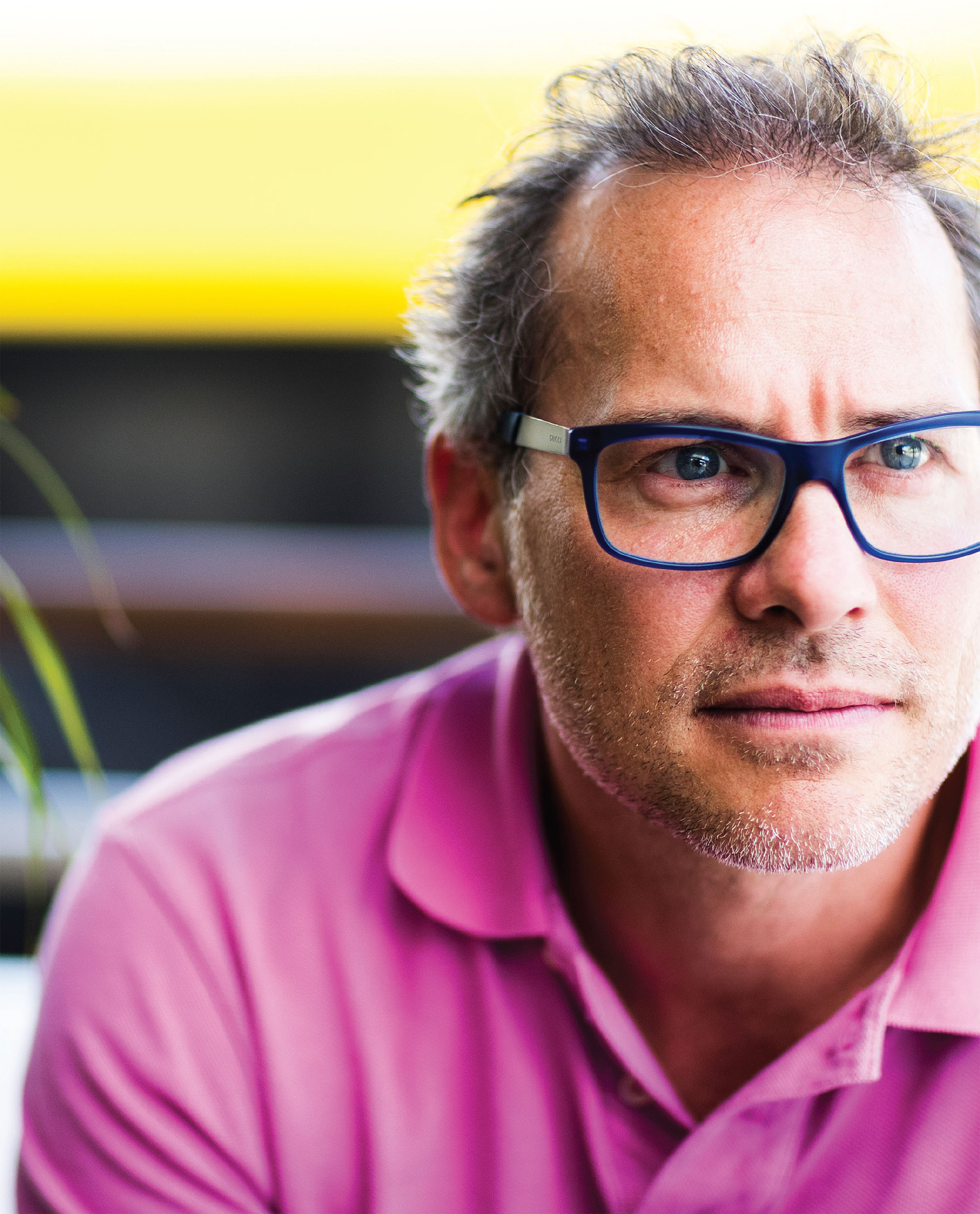 Lunch with Jacques Villeneuve image
