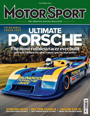 Cover image for November 2019