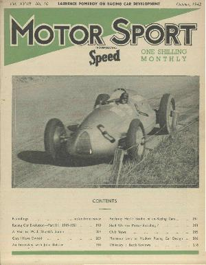 Cover of archive issue October 1942
