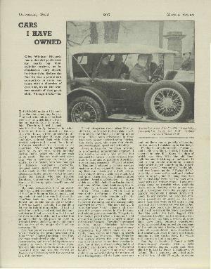 Pat Austin Driscoll Motor Sport Magazine