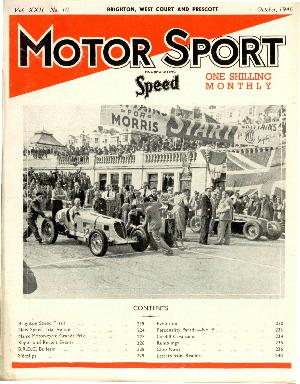 Cover of archive issue October 1946