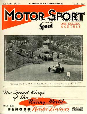 Cover of archive issue October 1947