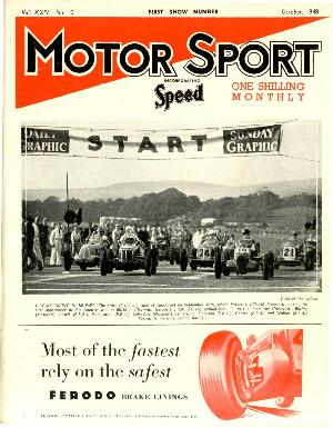 Cover image for October 1948