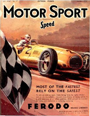 Cover image for October 1949