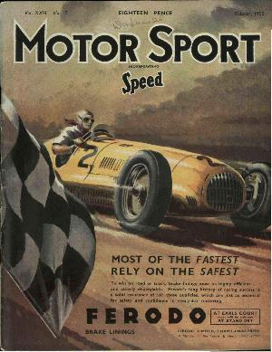 Cover image for October 1950