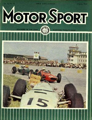 Cover image for October 1964