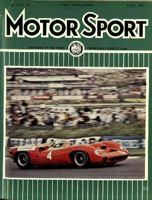 Cover of archive issue October 1965
