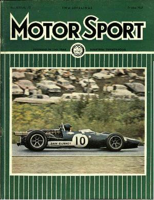 Cover image for October 1967