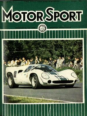 Cover image for October 1968