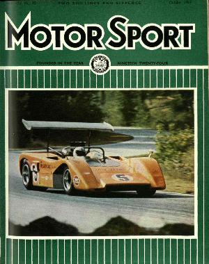 Cover of archive issue October 1969
