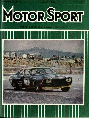 Cover image for October 1972