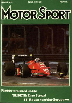 Cover image for October 1988