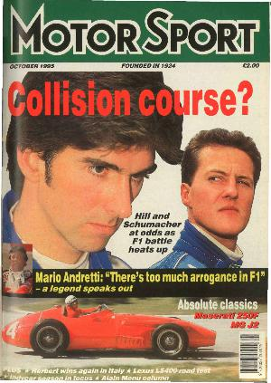 Cover of archive issue October 1995