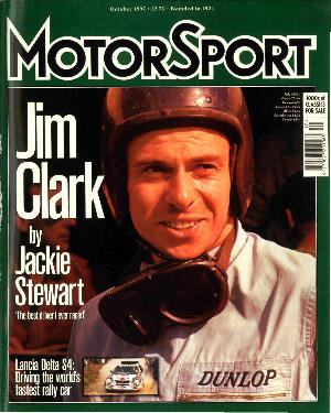 Cover image for October 1997