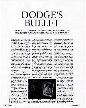 Page 41 of October 2001 archive issue thumbnail