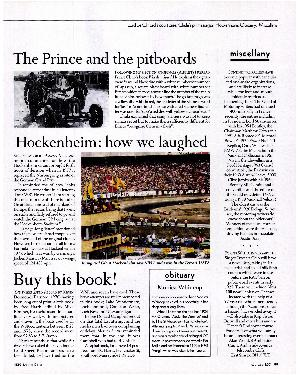 Page 99 of October 2001 archive issue thumbnail
