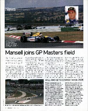 Page 10 of October 2005 archive issue thumbnail