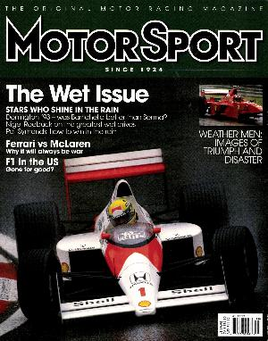 Cover of archive issue October 2007