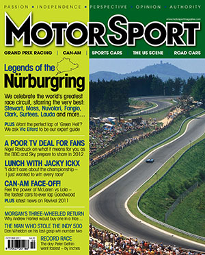 Cover image for October 2011