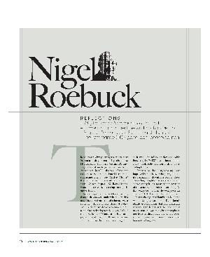 Page 26 of October 2012 archive issue thumbnail