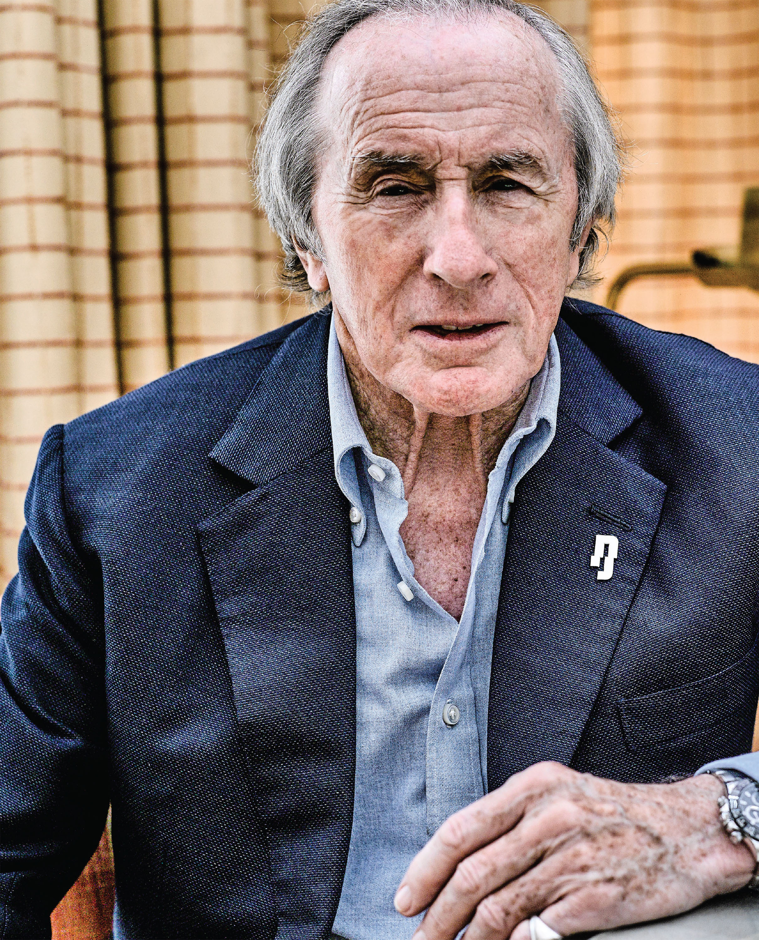 Lunch with... Sir Jackie Stewart image
