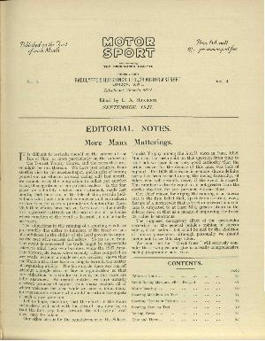 Page 5 of September 1927 archive issue thumbnail