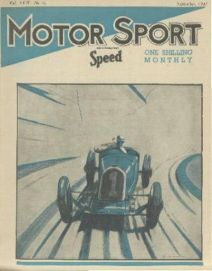 Cover image for September 1941