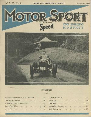 Cover of archive issue September 1942