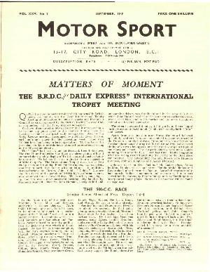 Page 3 of September 1949 archive issue thumbnail