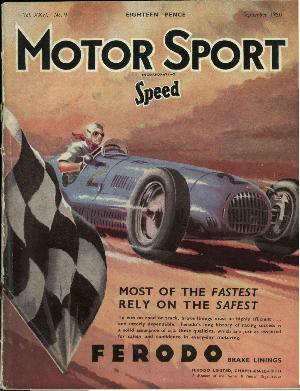 Cover image for September 1950