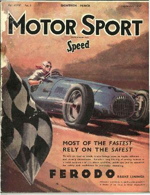 Cover image for September 1951