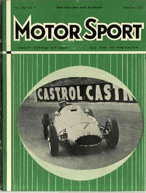Cover image for September 1955