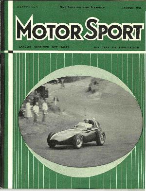 Cover image for September 1958