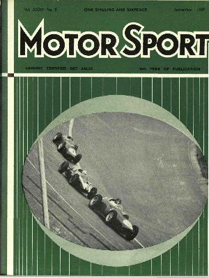 Cover of archive issue September 1959