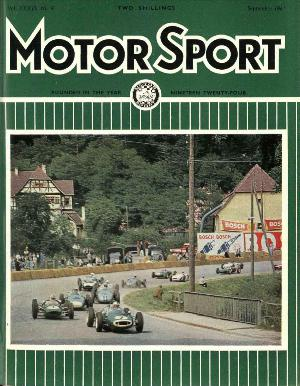 Cover image for September 1961