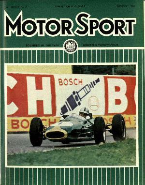 Cover image for September 1963