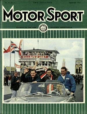 Cover of archive issue September 1965