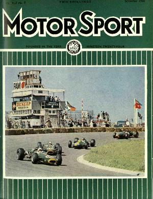 Cover of archive issue September 1966