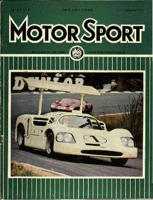 Cover image for September 1967