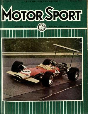 Cover image for September 1968