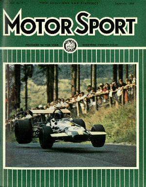 Cover of archive issue September 1969