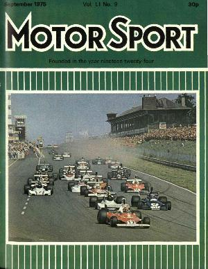 Cover of archive issue September 1975