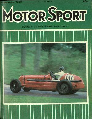 Cover image for September 1978