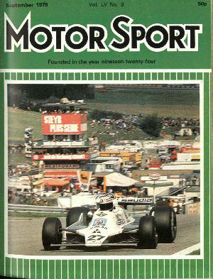 Cover image for September 1979