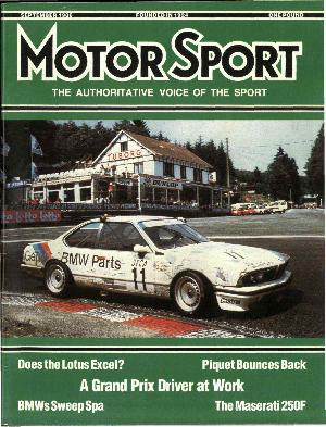 Cover of archive issue September 1986