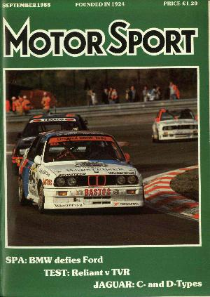 Cover image for September 1988