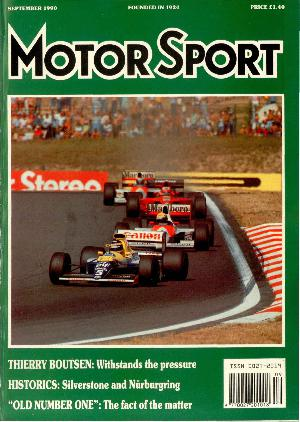 Cover image for September 1990