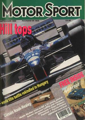 Cover of archive issue September 1995