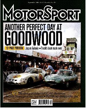 Cover image for September 2001