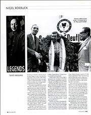 Archive issue September 2003 page 26 article thumbnail